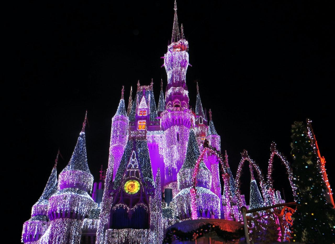 Virtual Disney World Vacation